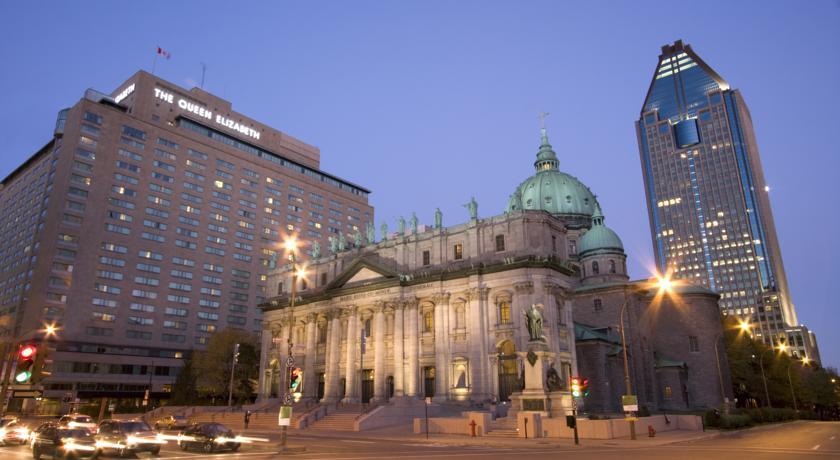 The Queen Elizabeth Hotel Montreal