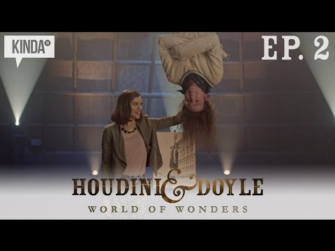 Houdini and Doyle WofW Straitjacket post