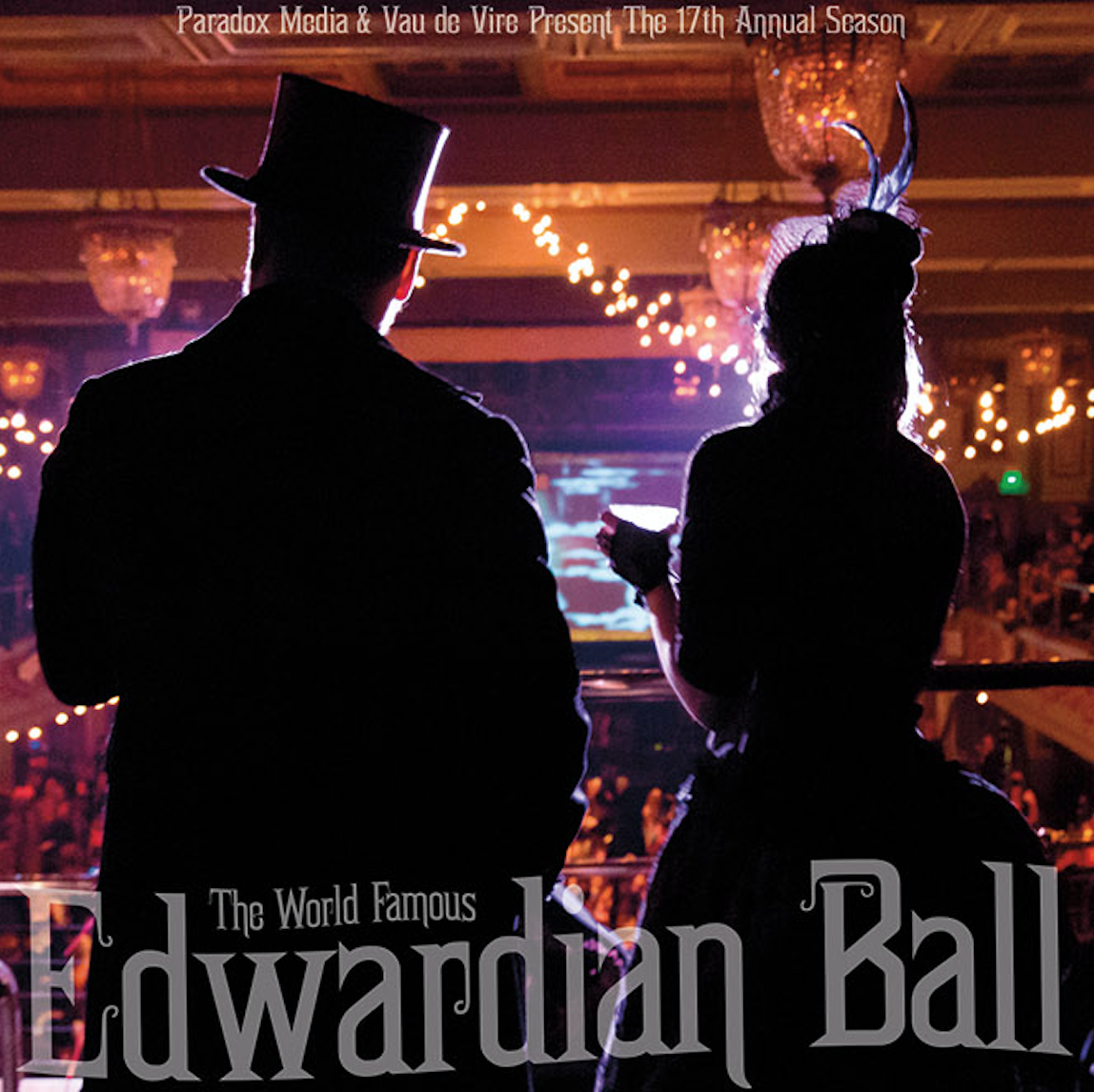 Edwardian Ball photo 17th annual
