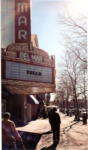 Del Mar Dream Santa Cruz Art Gallery Piece